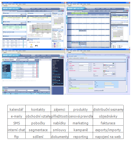 BLUEJET web CRM